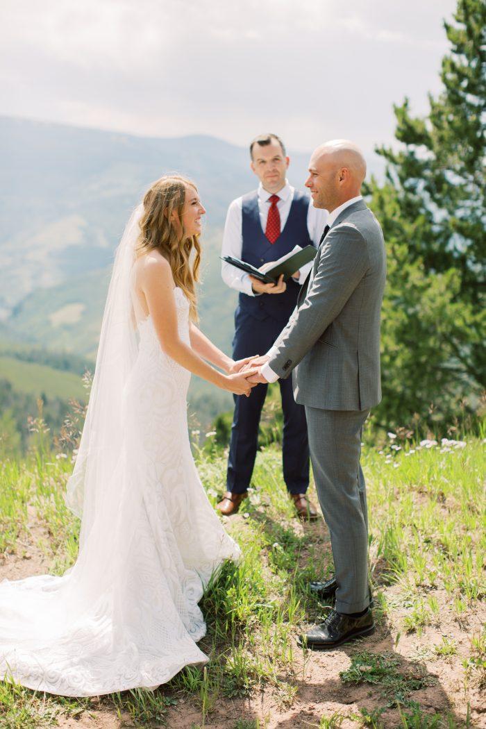 vail colorado wedding groom
